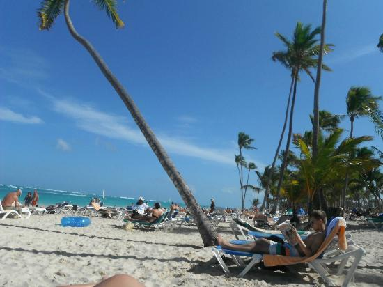 Hotel Riu Naiboa: Wonderful beach :)