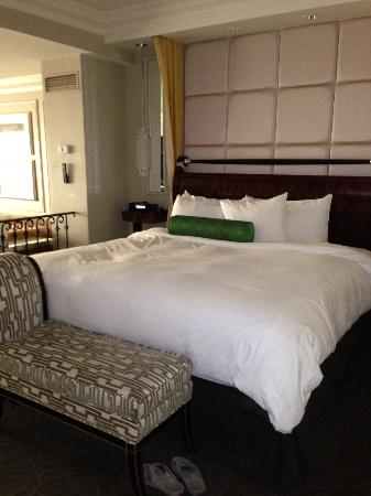Venetian Resort Hotel Casino: Bed room