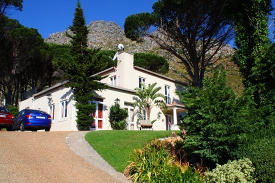 Villa Hout Bay Heights: View from the entrance