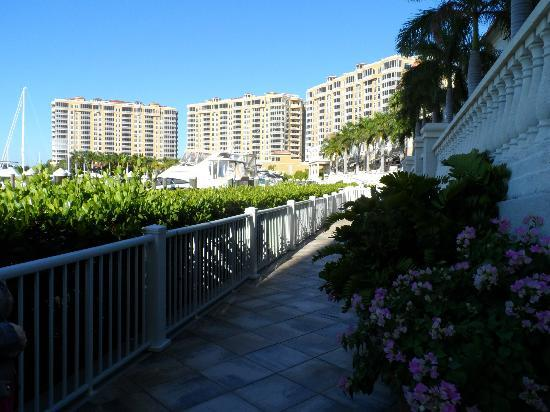 The Westin Cape Coral Resort At Marina Village: /Walkway around the property