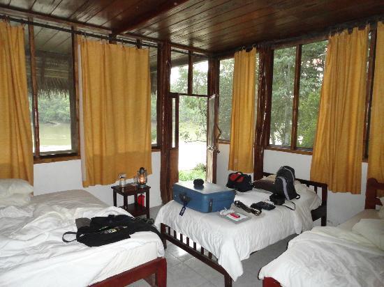 Cotococha Amazon Lodge: notre chambre