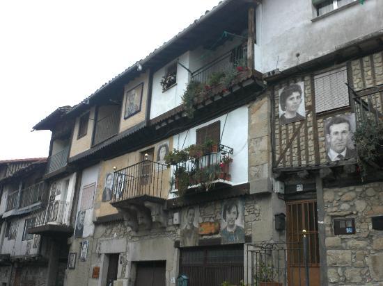Mogarraz casas picture of mirasierra mogarraz tripadvisor - Casas en mirasierra madrid ...