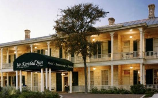 Ye Kendall Inn: The Inn