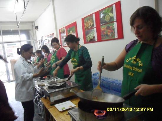 Chef LeeZ Thai Cooking Class : Chef LeeZ Thai Cooking School BKK previously Ma-Sa-Man's