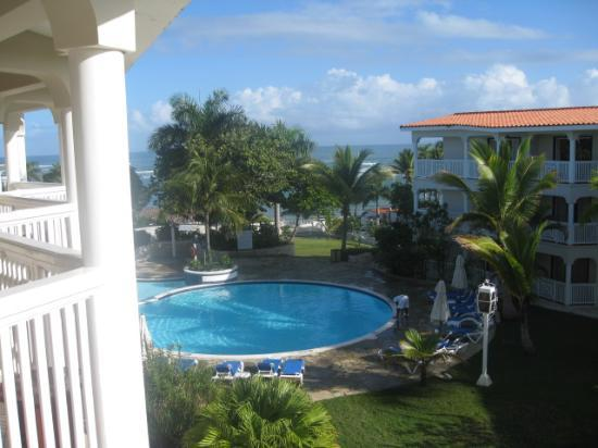 The Tropical at Lifestyle Holidays Vacation Resort: View from hour room