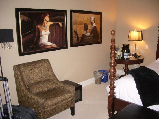 Crown Mansion Boutique Hotel & Villas: Comfortable Room