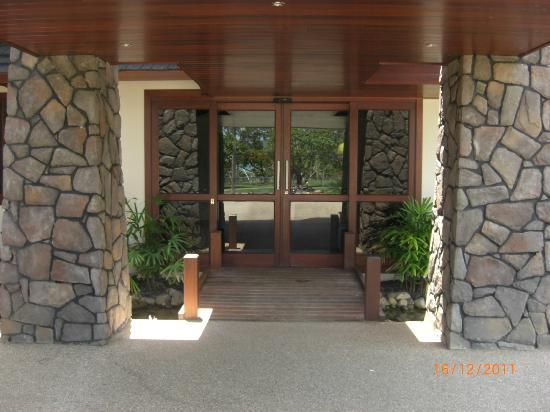 Seabreeze Tourist Park Airlie Beach : Tour Booking Office