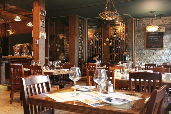 L'Usine de Spaghetti: Very cozy atmosphere