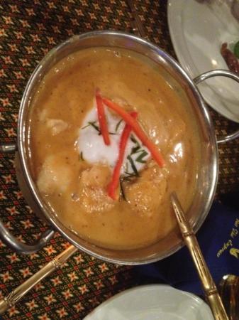 Bhan Thai: Penang curry