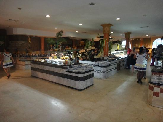 Iberostar Varadero: The Main Buffet