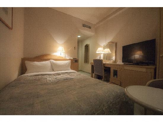 Grand Park Hotel Panex Hachinohe: セミダブルルーム