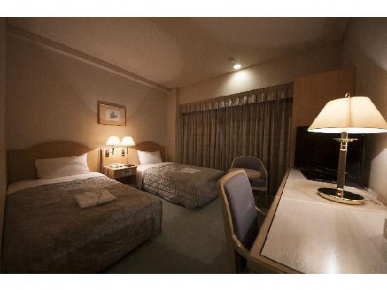 Grand Park Hotel Panex Hachinohe: ツインルーム