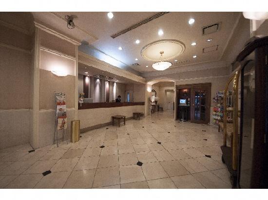 Grand Park Hotel Panex Hachinohe: ロビー