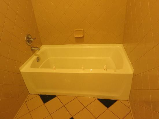 Sedona Rouge Hotel and Spa: Not a resort tub. check out the mold.