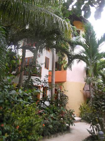 Villas HM Paraiso del Mar: vista exterior de la habitación
