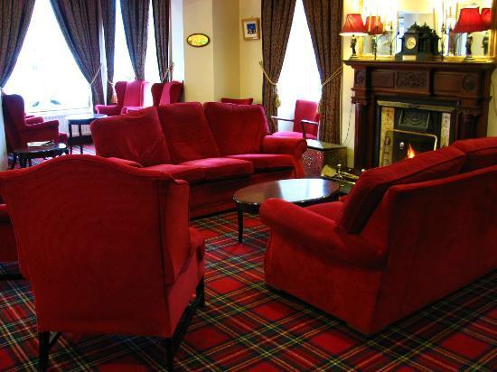 Arnolds Hotel: Lobby