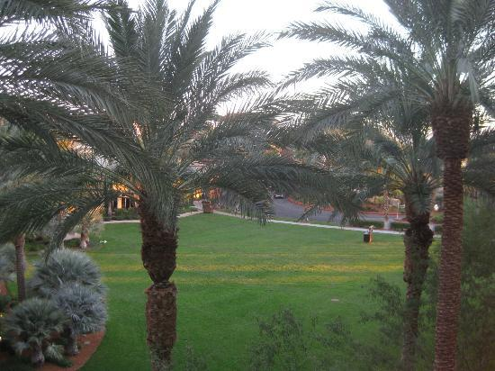 JW Marriott Las Vegas Resort, Spa & Golf: Hotel Grounds