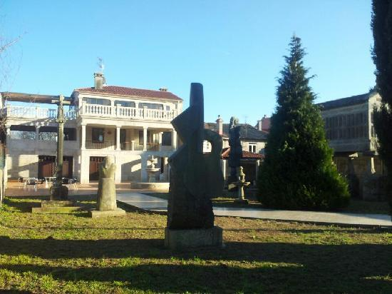 Alberque Villa San Clemente: jardin