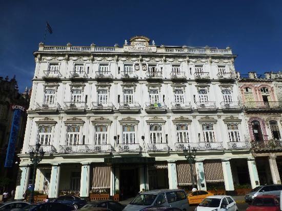 Playas de Este: Hotel Inglaterra