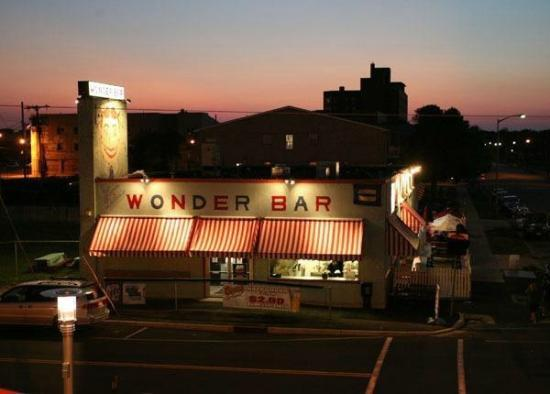 Wonder Bar Restaurant Nj