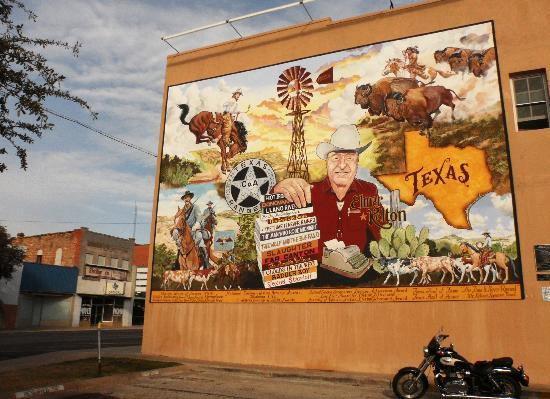 Historical Murals of San Angelo: 1