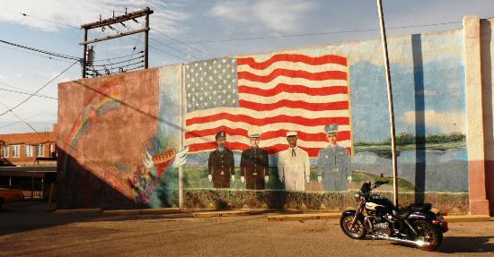 Historical Murals of San Angelo: 4