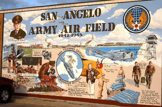 Historical Murals of San Angelo: 6