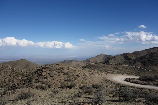 El Camino de las 365 Curvas: Some curves