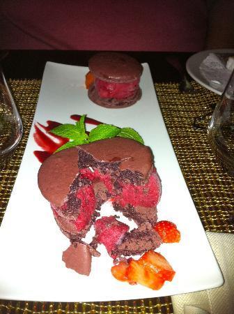Hotel Renoir: Dessert Mmmm