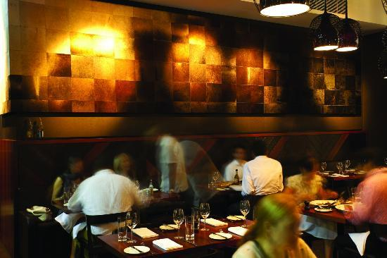 Sentinel bar grill perth omd men om restauranger for 111 st georges terrace perth