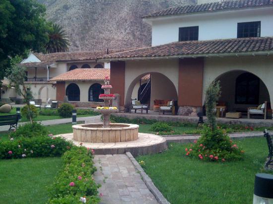 Sonesta Posadas del Inca Yucay: Es como un pueblo