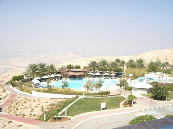 Mercure Grand Jebel Hafeet Al Ain: top view - Mercure Grand Jebel Hafeet ...