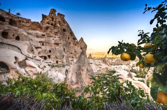 Argos In Cappadocia: There isn't a bad view anywhere