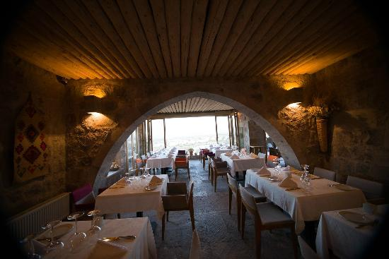 Argos in Cappadocia: The food is great and the restaurant beautiful