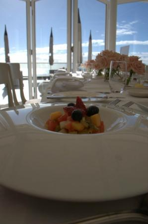 Jonah's, Whale Beach: The breakfast fruit