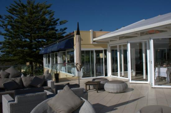 Jonah's, Whale Beach: Terrace, patio and dining room