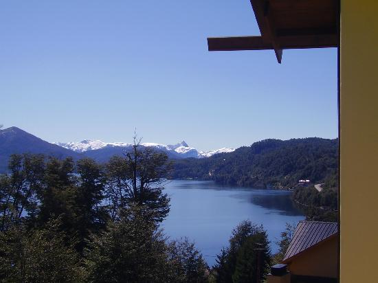Hosteria Le Lac: vista desde Junior suite