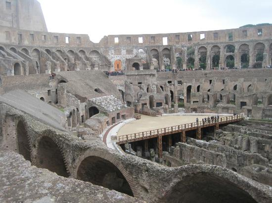 About Rome - Best Walking Tours with Micaela: The Coliseum