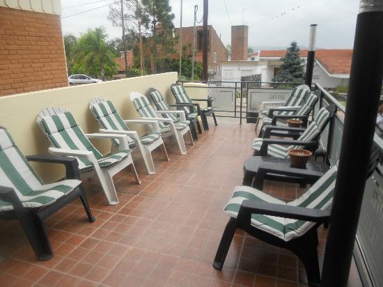 El Mirador: HOTEL AFUERA