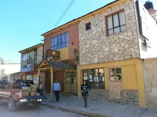 Los Girasoles Hotel : Bueno