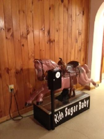 Udder Delights: Ride Sugar Baby!