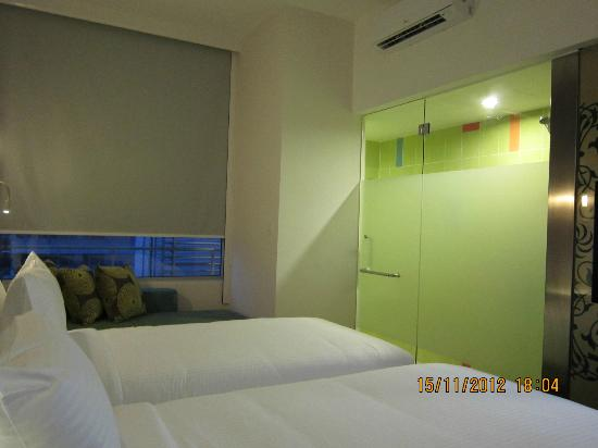 Beds Day Sofa Picture Of Ibis Styles Kuala Lumpur Fraser Business