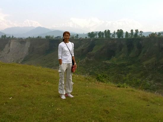 Himalayan Golf Course: Outside Club house