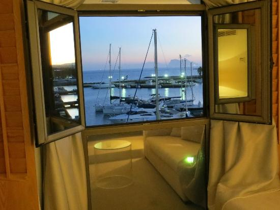 Club Maritimo de Sotogrande: Amazing view from our standard room