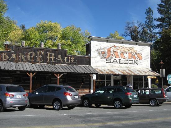 Three Fingered Jack's Saloon: Three Fingered Jack's October 2012
