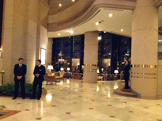 Grand Hyatt Santiago: Foyer