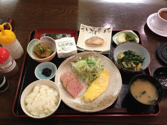 Deigo Hotel : Popular breakfast dish