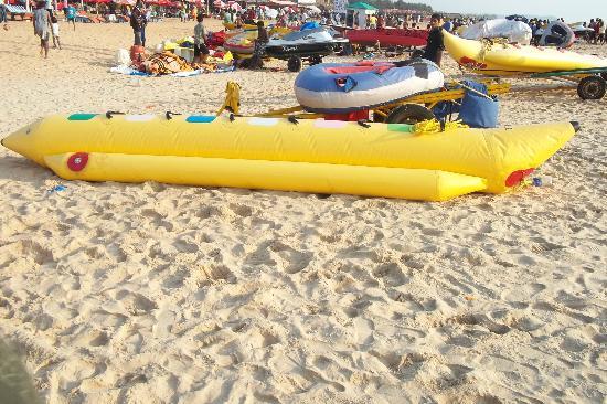 Sea Shore Beach Resort: Water sports