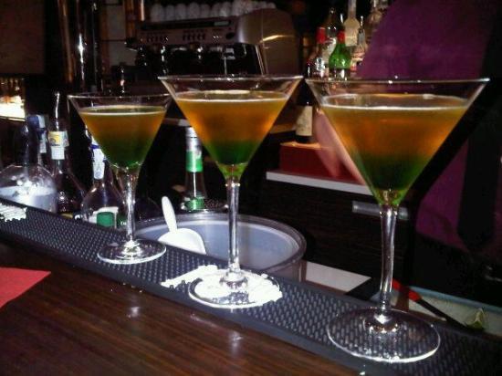 Mover Drink & Food: dopo cena ottimo lo Stinger