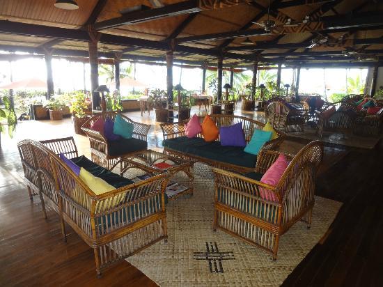 Nukubati Private Island: パビリオン